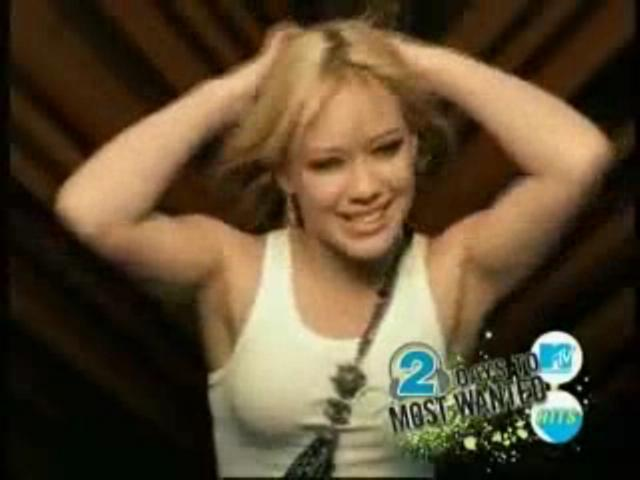 Hilary duff-So yesterday