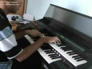 tears in heaven on piano