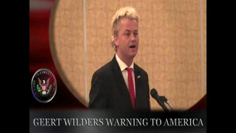 Geert Wilders Warning 1/2
