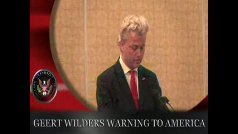 Geert Wilders Warning 2/2