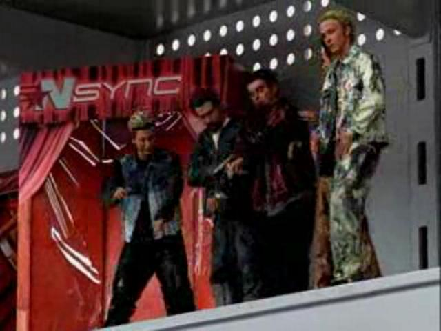 Nsync-It's gonna be me