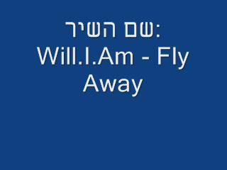 Will.I.Am - Fly Away