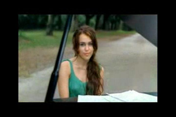 Miley cyrus-When i look at you