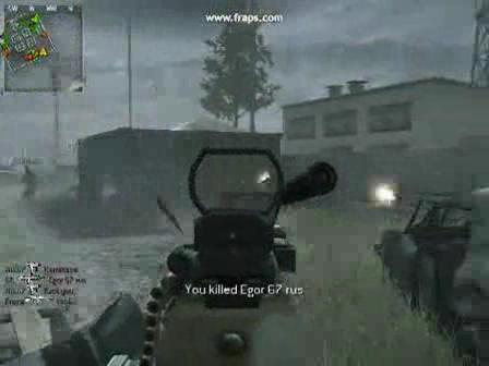 call of duty4 multiplayerkills