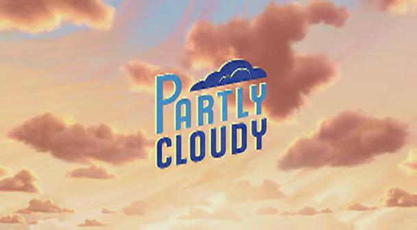 Partly Cloudy -סרטון של פ...