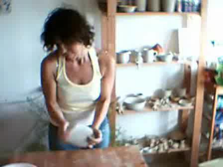 Pottery In Fast Speed