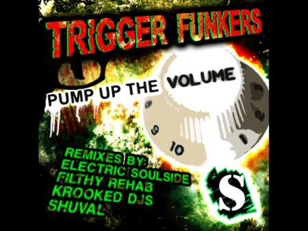 Pump Up The Volume (Shuval Rmx