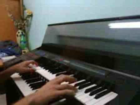 we are the world on piano