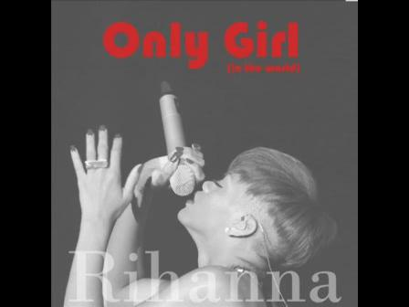 only girl-rihanna