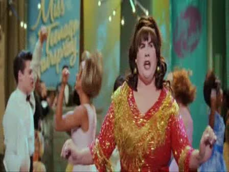 Hairspray-You can't stop the b