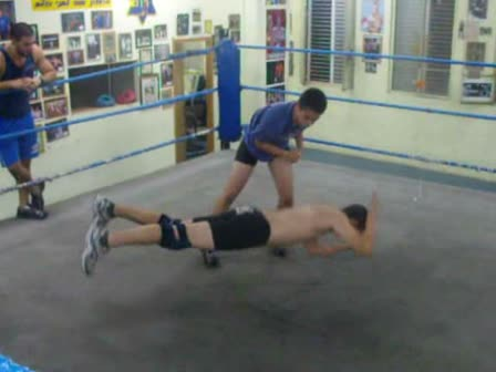 IPWA Training Session