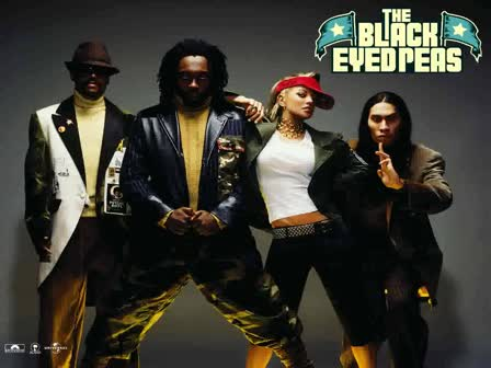 Black Eyed Peas-The Time