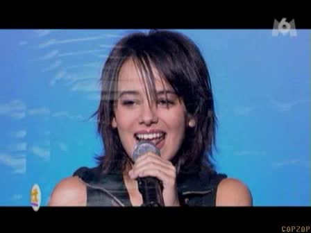Alizee-A contre courant