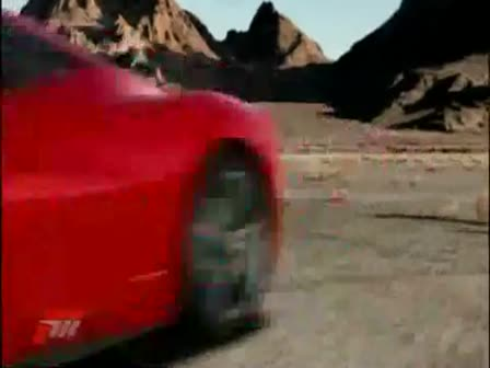 Forza Motorsport 4 Debut Trail