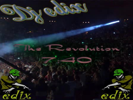 Dj edix - The Revolution