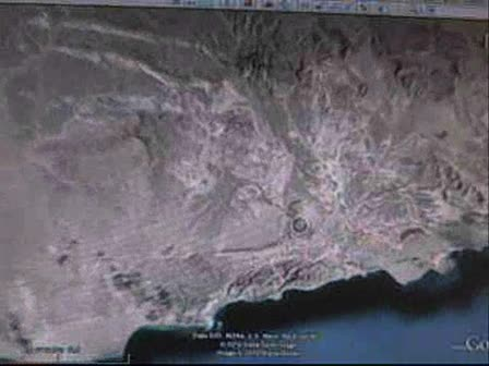 google earth live israel new