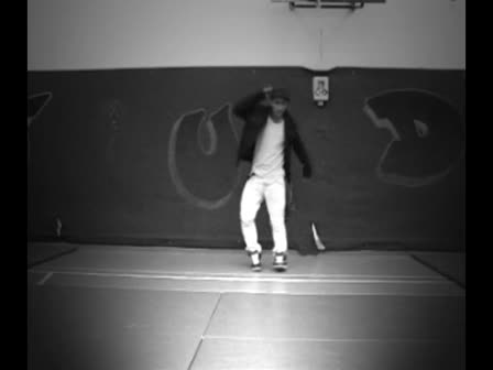 Freestyle Hip-Hop in the GYM