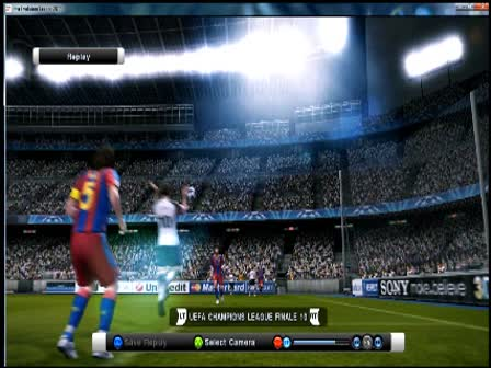 PES 2011 GOALS- THE BEST
