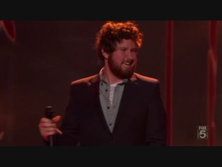 Casey Abrams- I Put a Spell