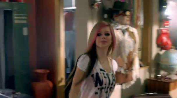 Avril lavigne-What the hell
