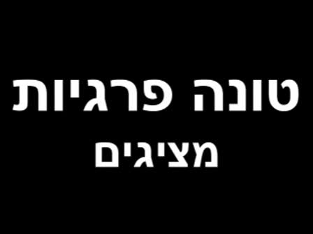 The Time - Voice-over/ לטכנאי