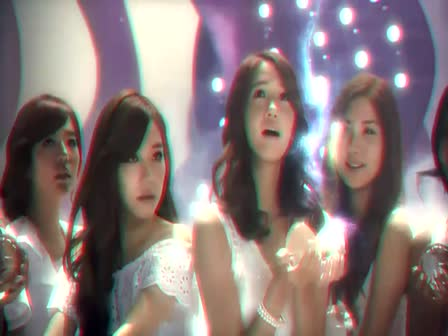 Girls' Generation - Genie (3D)