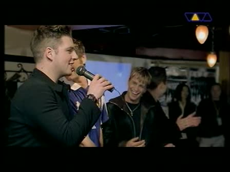 WESTLIFE ~~I lay my love on you