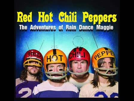 Red Hot Chili Peppers - T...