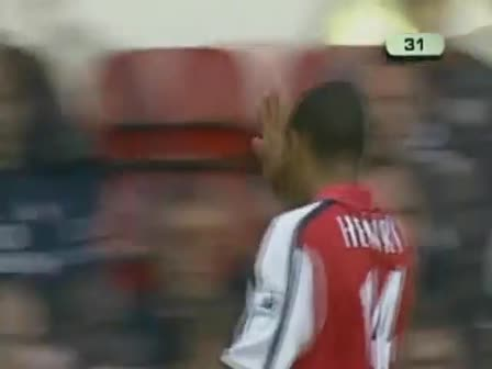 Thierry Henry - The Great One