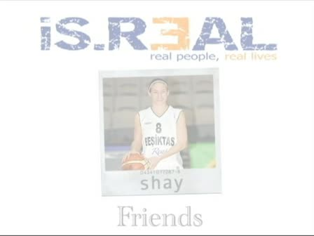 IS.REAL - Shay Doron - Friends