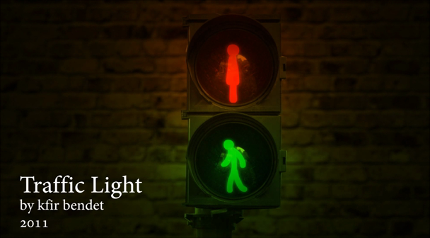 traffic light fight