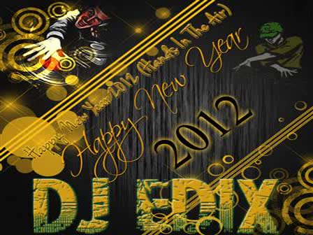 (Dj edix - Happy New Year 2012 (Hands In The Air