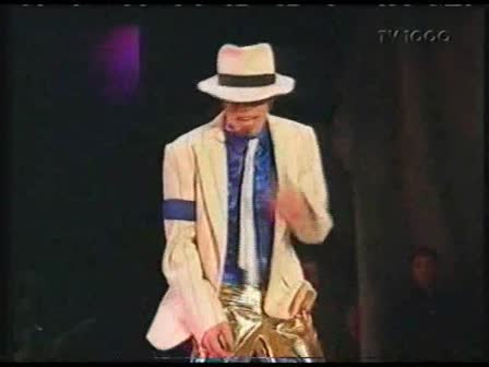 מייקל ג'קסון- (Smooth Criminal' ('HIStory' Live in Gothenburg 1997'