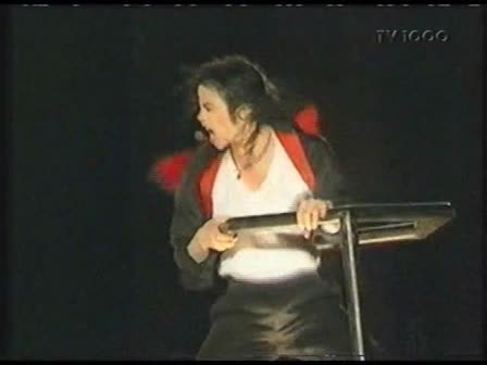מייקל ג'קסון- Earth Song' ('HIStory' Live in Gothenburg 1997'