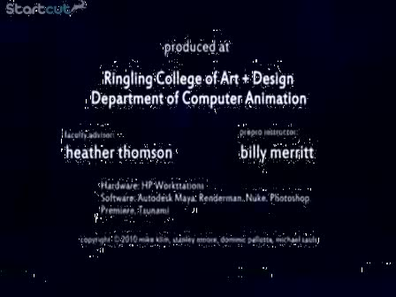 Ringling Thesis 2010 -