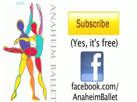 Ballet: A Short fun video with Charlie