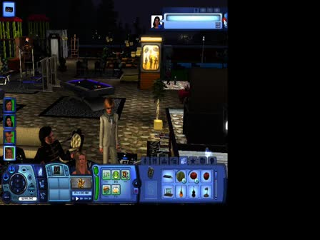SIMS 3 SHOW TIME