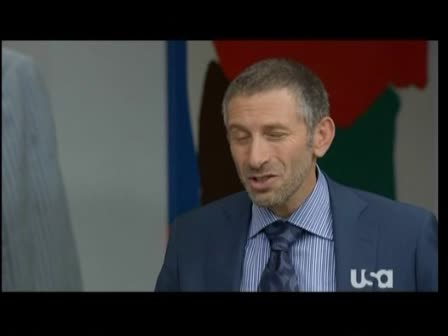 Mark Ivanir in 'Royal Pains'