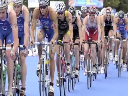 London 2012_ Triathlon
