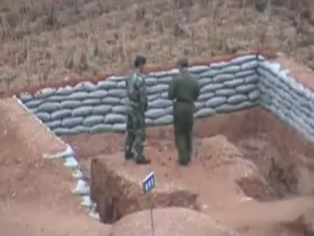 Chinese Army Hand Grenade Fail