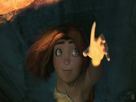 The Croods - טריילר
