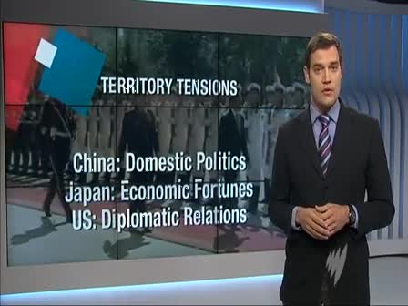 Japan_China tensions- Andy Park reports
