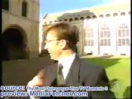 Outrageous News Bloopers