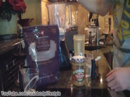 Homemade Meal Replacement Shake - Lean Body Lifest