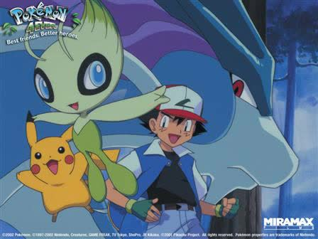 Celebi - Voice of the Forest - Cele-B-R-A-T-E