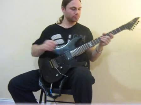 michael angelo - Speed Kills- Guitar Lesson by Mike Groisman