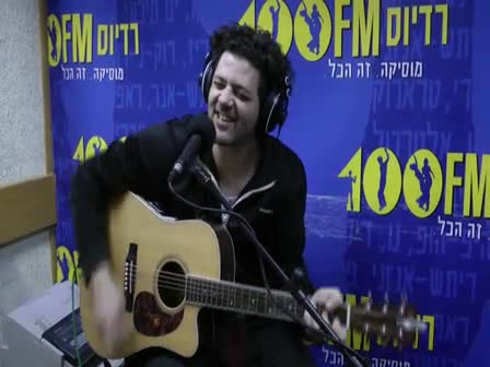 אמיר דדון - Some Nights - Fun - קאבר ברדיוס 100FM