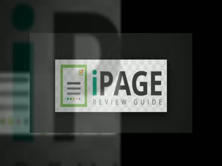 iPage features