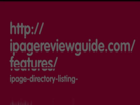 Directory listing tips