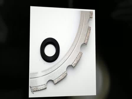 Refractory blades